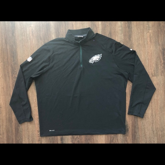 outlet store 98287 ceba0 NIKE PHILADELPHIA EAGLES Game Day Jacket Mens 3XL